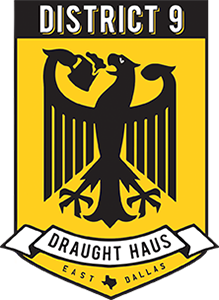 District 9 Draught Haus - East Dallas